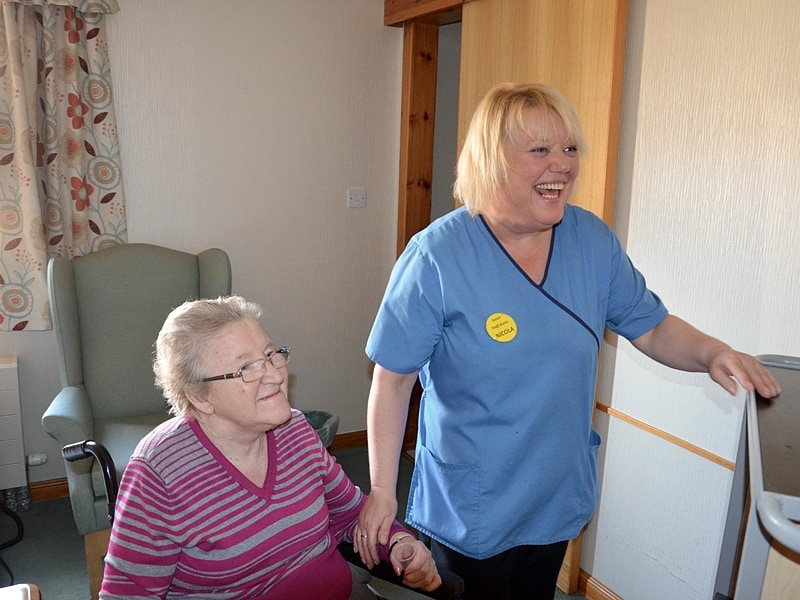 Care Homes Top Patient Care