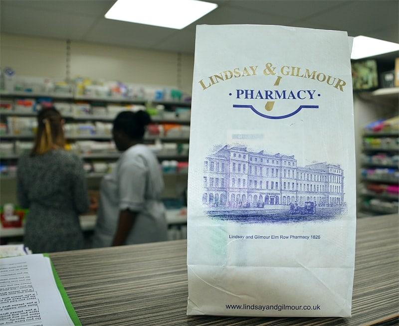 Free Delivery Of Prescriptions
