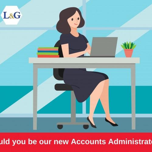 Accounts Admin Vacancy